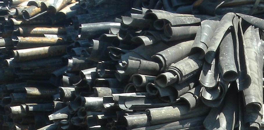 軟質PVCの電線被覆もリサイクルしております。
